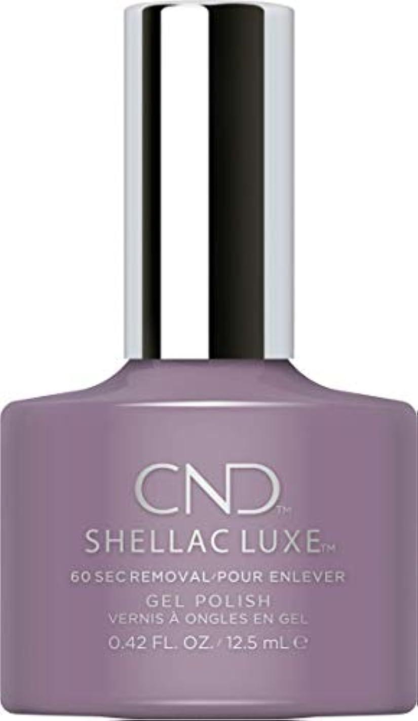 電子レンジ気球液体CND Shellac Luxe - Alpine Plum - 12.5 ml / 0.42 oz