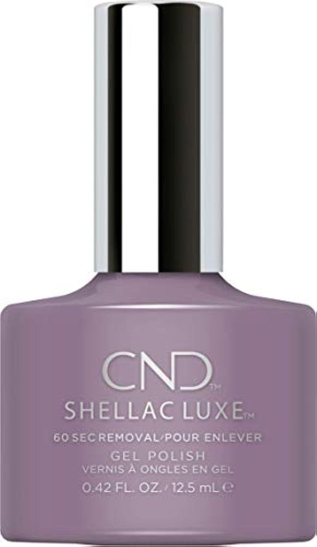 債権者わかる家事をするCND Shellac Luxe - Alpine Plum - 12.5 ml / 0.42 oz