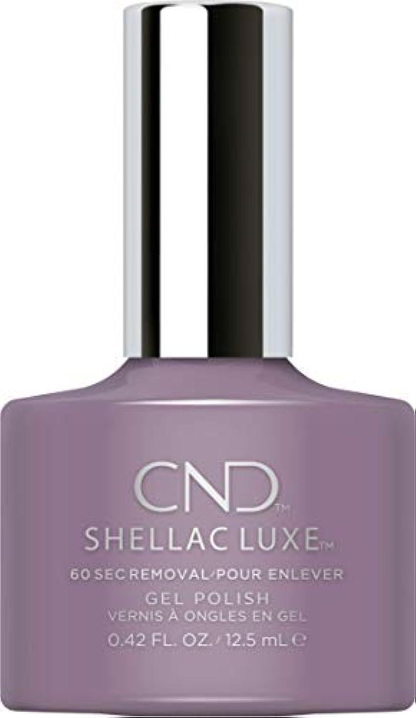 気楽な従事したいうCND Shellac Luxe - Alpine Plum - 12.5 ml / 0.42 oz