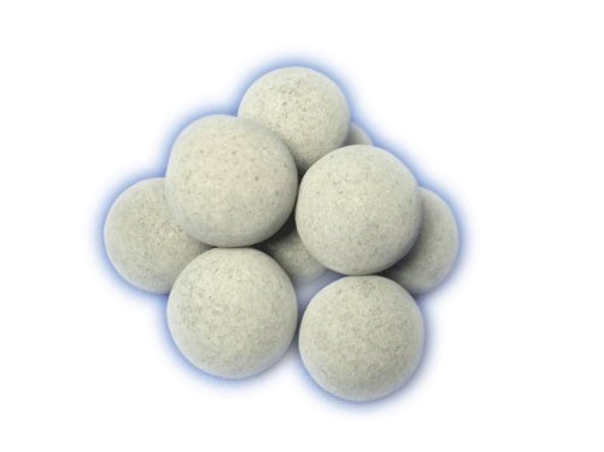 コインランドリー横にやる有機ゲルマニウムセラミックボール(20mm)200g