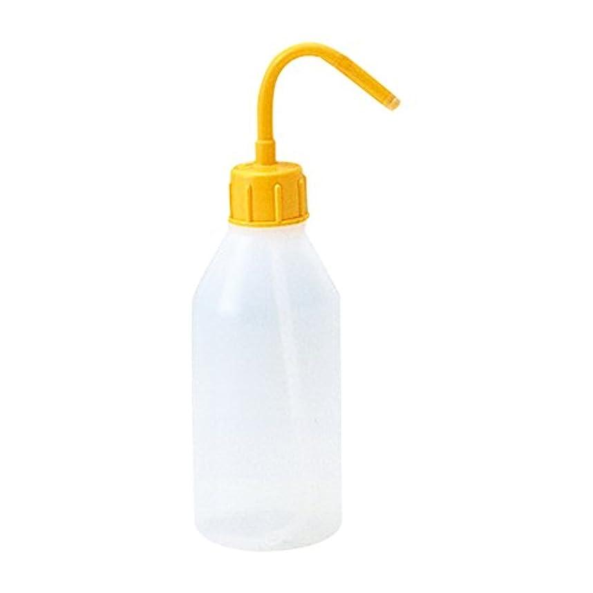 セッティング緊張高めるエアフ゛ラシ用水差 250ml 黄
