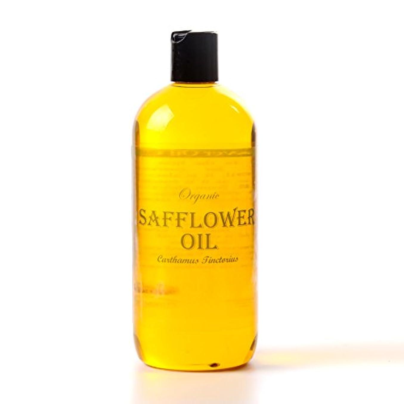 インディカ息を切らして着実にMystic Moments   Safflower Organic Carrier Oil - 1 Litre - 100% Pure