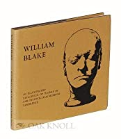 William Blake: Catalogue of the Collection in the Fitzwilliam Museum, Cambridge