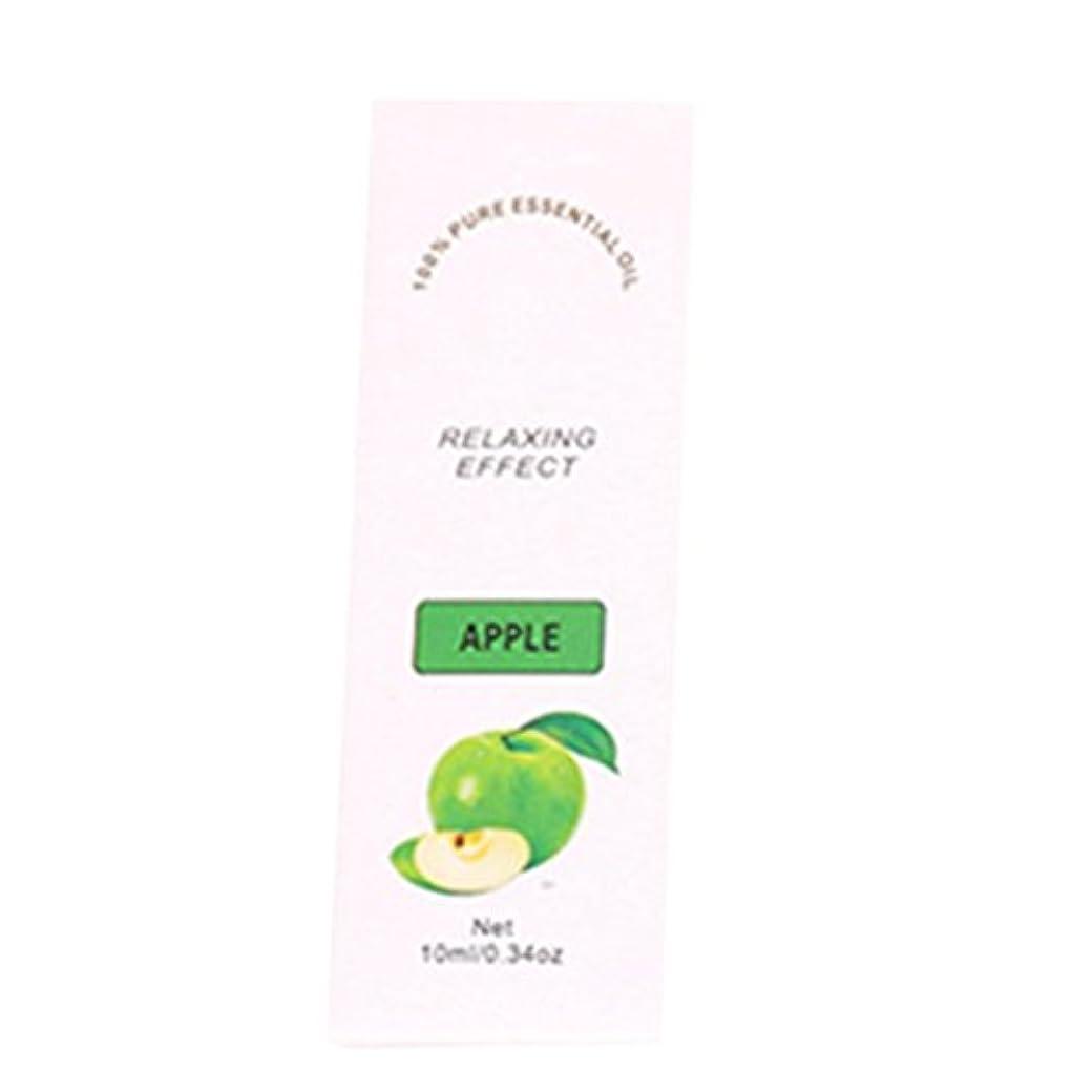 慣れるである団結Kweetop アロマオイル エッセンシャルオイル(精油) 10ml … (リンゴ)