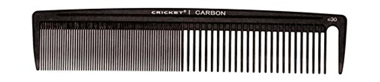 活性化するシャンプー確かめるCricket Carbon Combs C30 Power [並行輸入品]