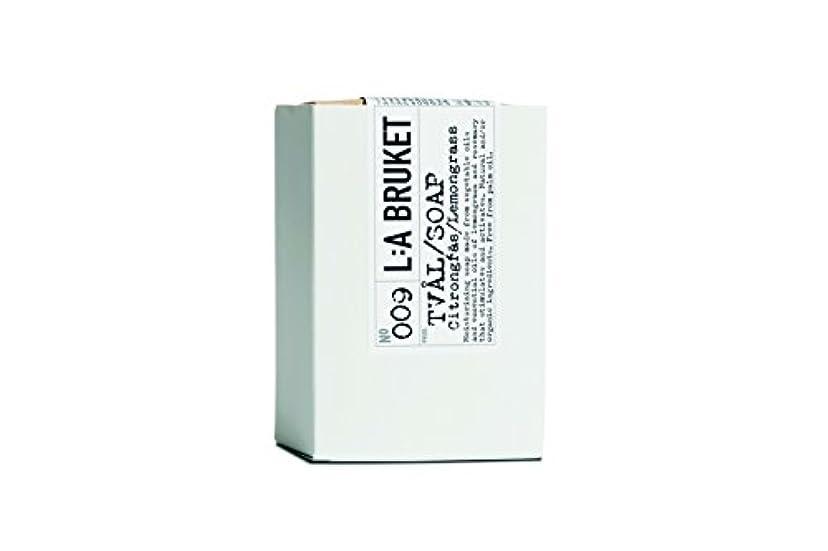 可能にする役立つ不快なL:a Bruket (ラ ブルケット) バーソープ (レモングラス) 120g