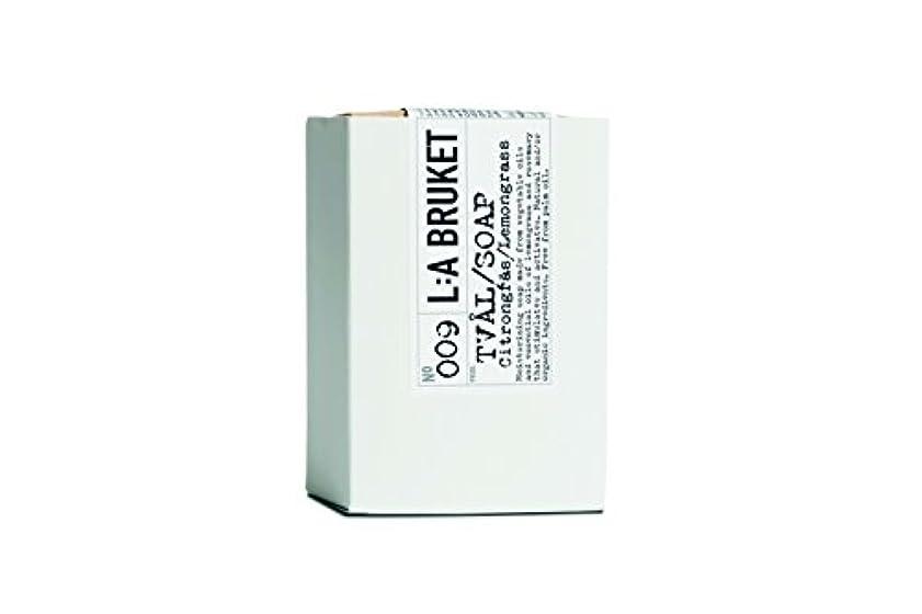 ページェント平等コンペL:a Bruket (ラ ブルケット) バーソープ (レモングラス) 120g