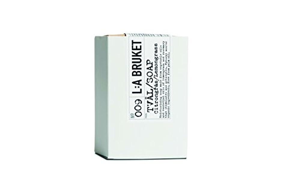 冷蔵庫宇宙のキャンセルL:a Bruket (ラ ブルケット) バーソープ (レモングラス) 120g