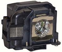 交換用for Epson Powerlite w17ランプ&ハウジング交換用電球