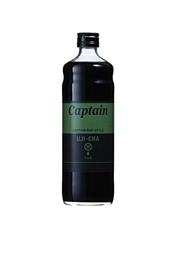 キャプテン 宇治茶 600ml