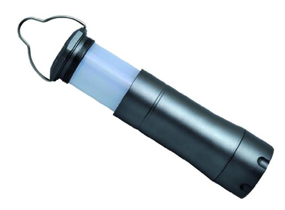 不平を言う札入れ民間人baladeo lampe de poche lanterne - - gris torche