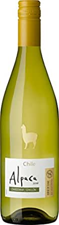 サンタ・ヘレナ・アルパカ シャルドネ・セミヨン 750ml×12本 [チリ/白ワイン/辛口/ミディアムボディ/12本]