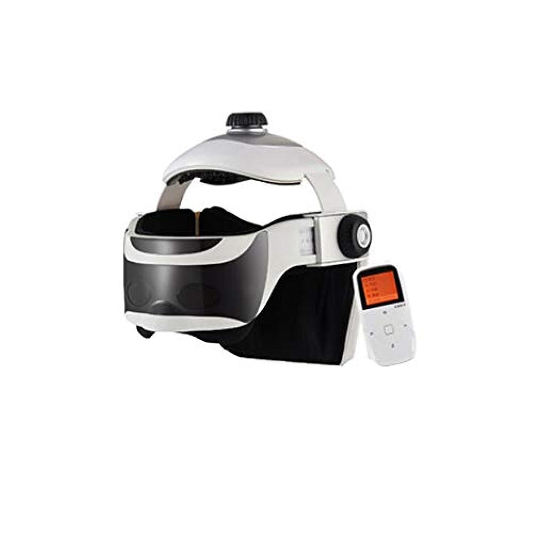 り飢えたパーティションマッサージャー - マッサージャーホーム練り頭皮マッサージヘルメット (色 : Wireless version)