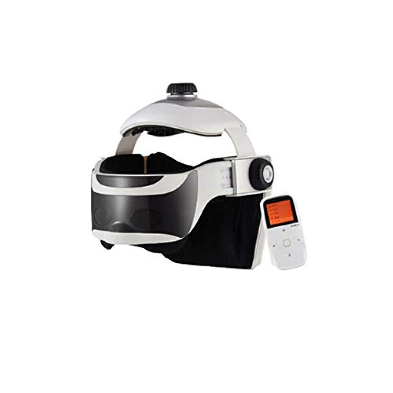 ベックス窒素レクリエーションマッサージャー - マッサージャーホーム練り頭皮マッサージヘルメット (色 : Wireless version)