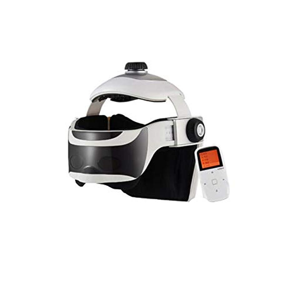 欺能力行進マッサージャー - マッサージャーホーム練り頭皮マッサージヘルメット (色 : Wireless version)