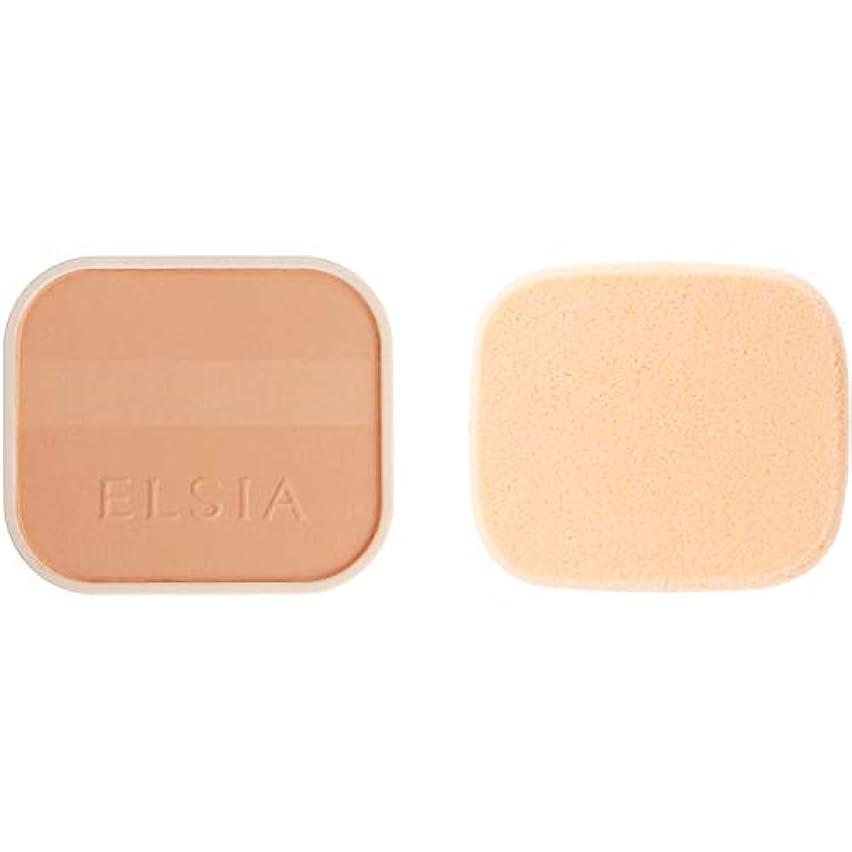 スリルいつも腹痛エルシア プラチナム 明るさアップ ファンデーション(レフィル) ピンクオークル 205 10g