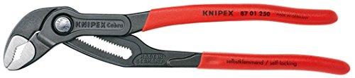 クニペックス KNIPEX 8701-250 コブラ ウォーターポンププライヤー (BKJ)