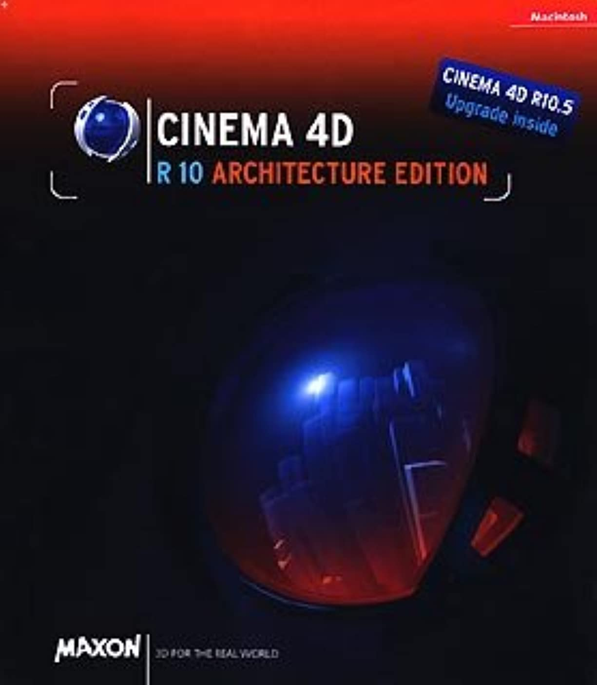 パラダイスカレンダー契約したCINEMA 4D R10.5 Architecture Edition 日本語版 Mac 通常版