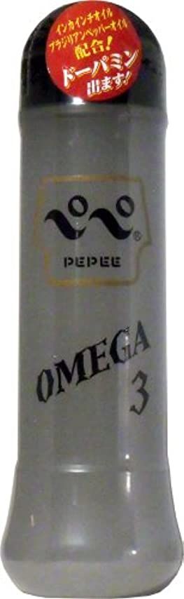 チラチラするトークファンブルPEPE(ペペ) マッサージローション OMEGA3(オメガ3) 360ml×20個セット