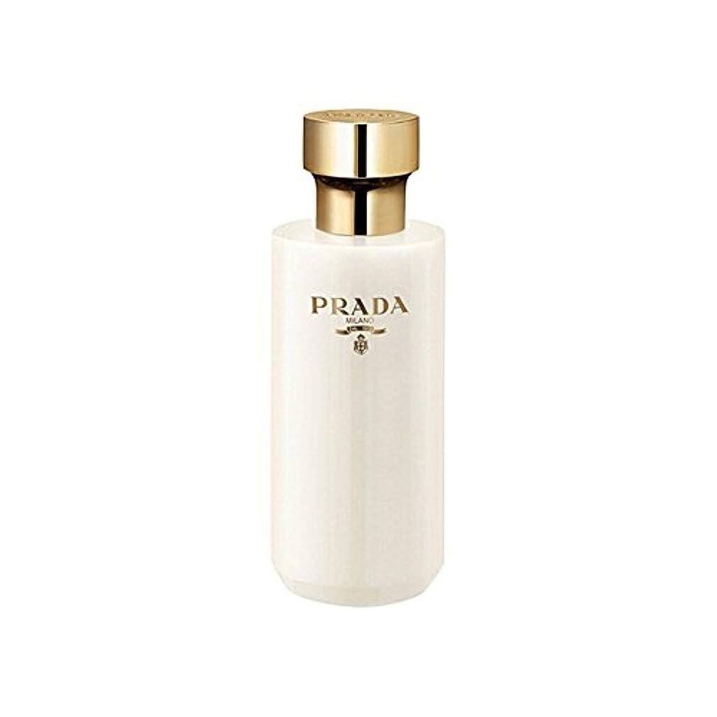役職重要な役割を果たす、中心的な手段となる信条Prada La Femme Shower Gel 200ml - プラダラファムシャワージェル200 [並行輸入品]