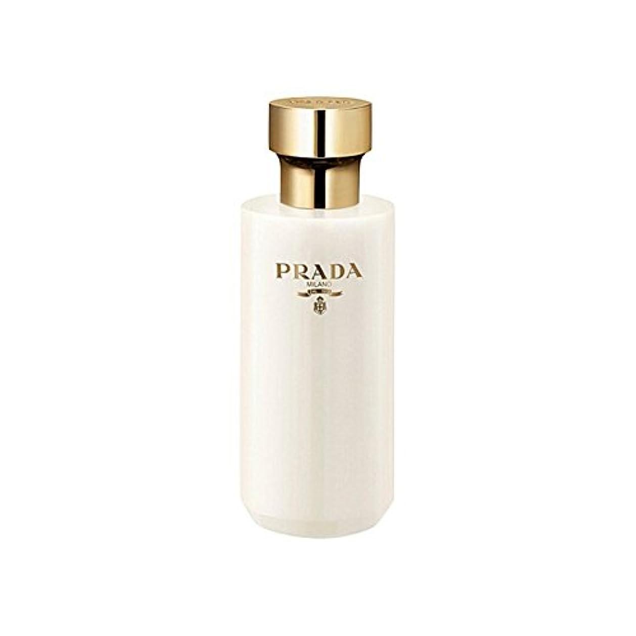 四回不適当創始者Prada La Femme Shower Gel 200ml - プラダラファムシャワージェル200 [並行輸入品]