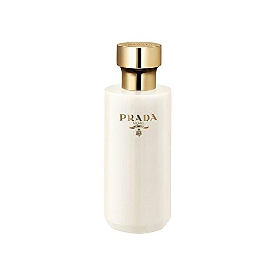 ゴシップビクターうれしいPrada La Femme Shower Gel 200ml - プラダラファムシャワージェル200 [並行輸入品]