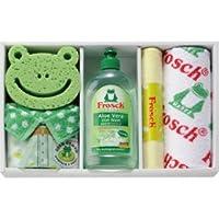 【まとめ 2セット】 フロッシュ キッチン洗剤ギフト アロエヴェラ FRS-520 GR C7289559 C8280045 C9282544