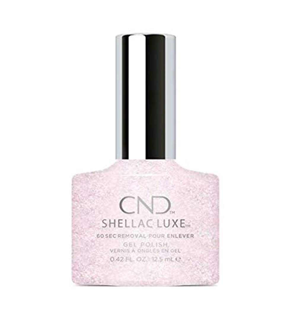 ヒゲ配るアメリカCND Shellac Luxe - Ice Bar - 12.5 ml / 0.42 oz