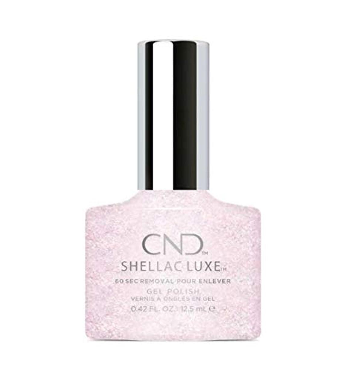 魅力的小数予防接種CND Shellac Luxe - Ice Bar - 12.5 ml / 0.42 oz
