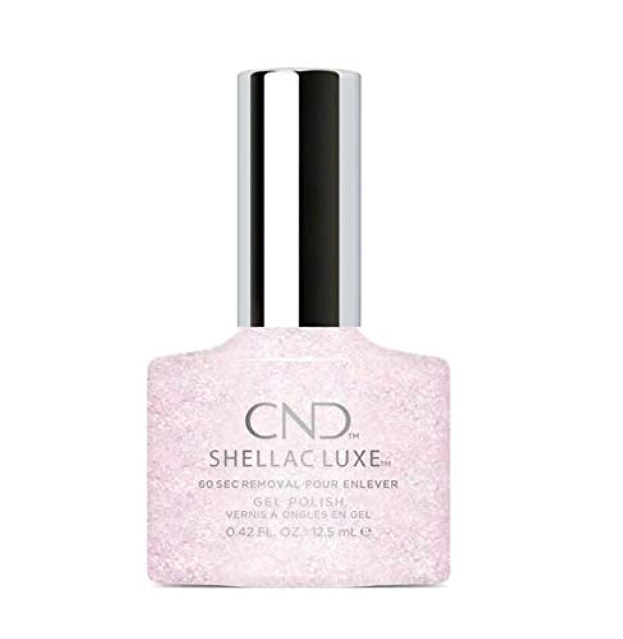 乏しい完全に追記CND Shellac Luxe - Ice Bar - 12.5 ml / 0.42 oz