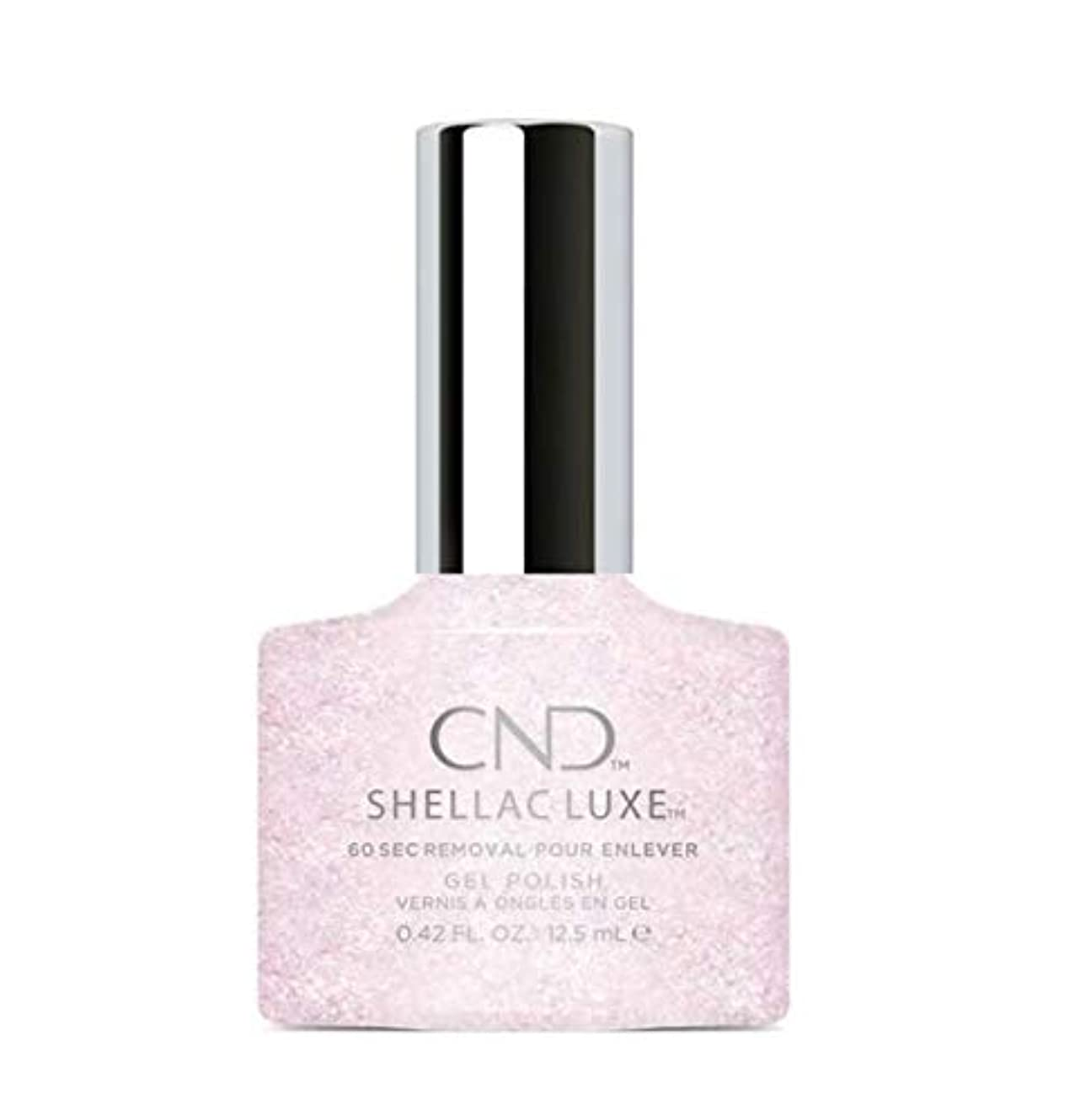 女王疼痛空CND Shellac Luxe - Ice Bar - 12.5 ml / 0.42 oz