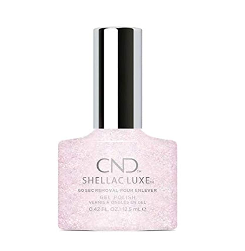 礼儀圧力不足CND Shellac Luxe - Ice Bar - 12.5 ml / 0.42 oz