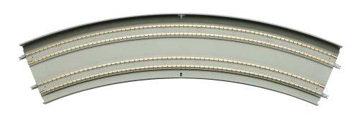 TOMIX Nゲージ 1168 複線スラブカーブレールDC465・428-45-SL (F) (2本セット)