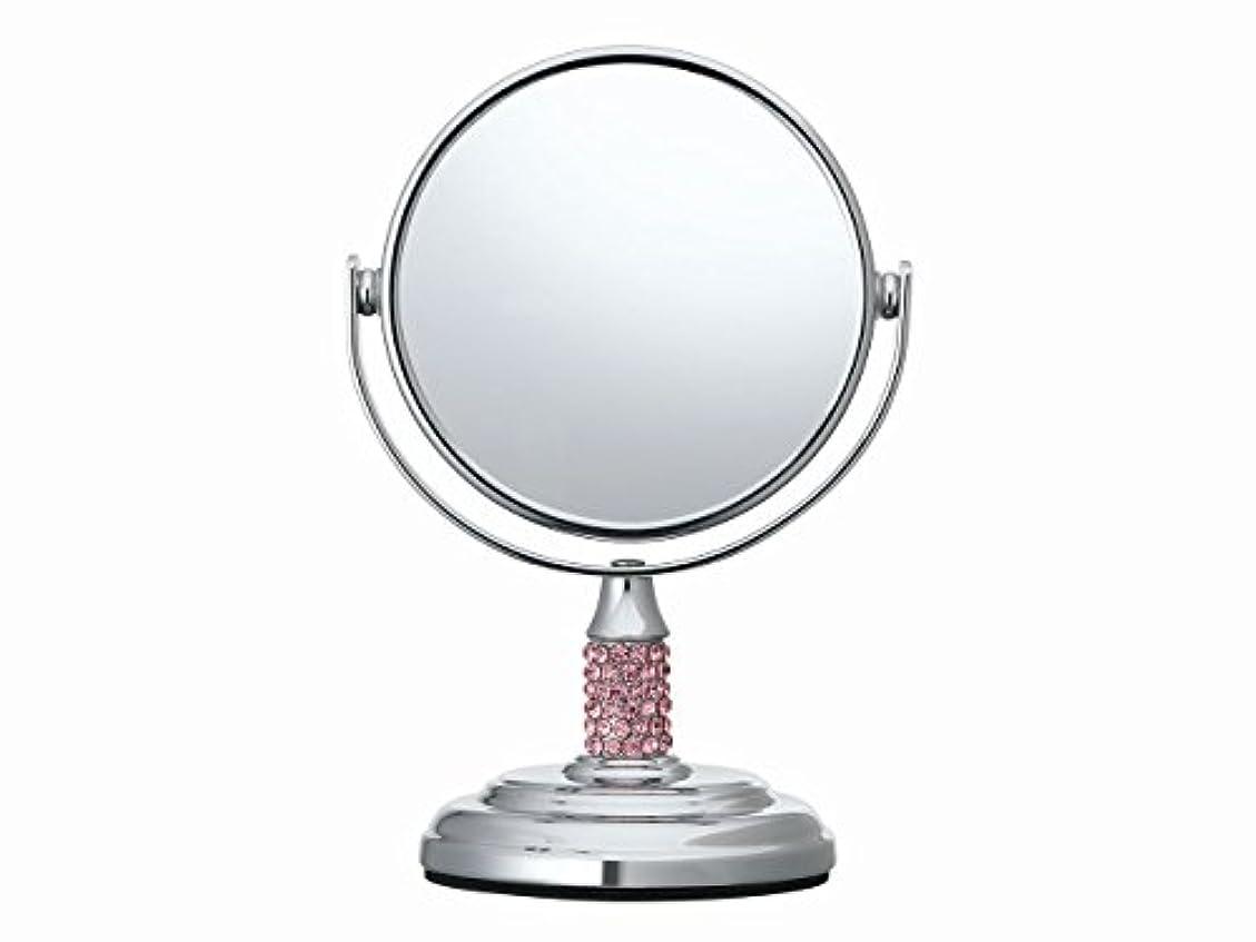 尾思い出すジョットディボンドンコイズミ 拡大鏡 サイズφ75mm ピンク KBE-3051/P
