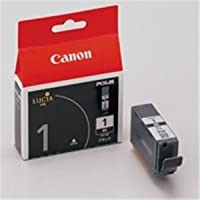 (業務用4セット)キヤノン Canon IJ用インク PGI-1BK