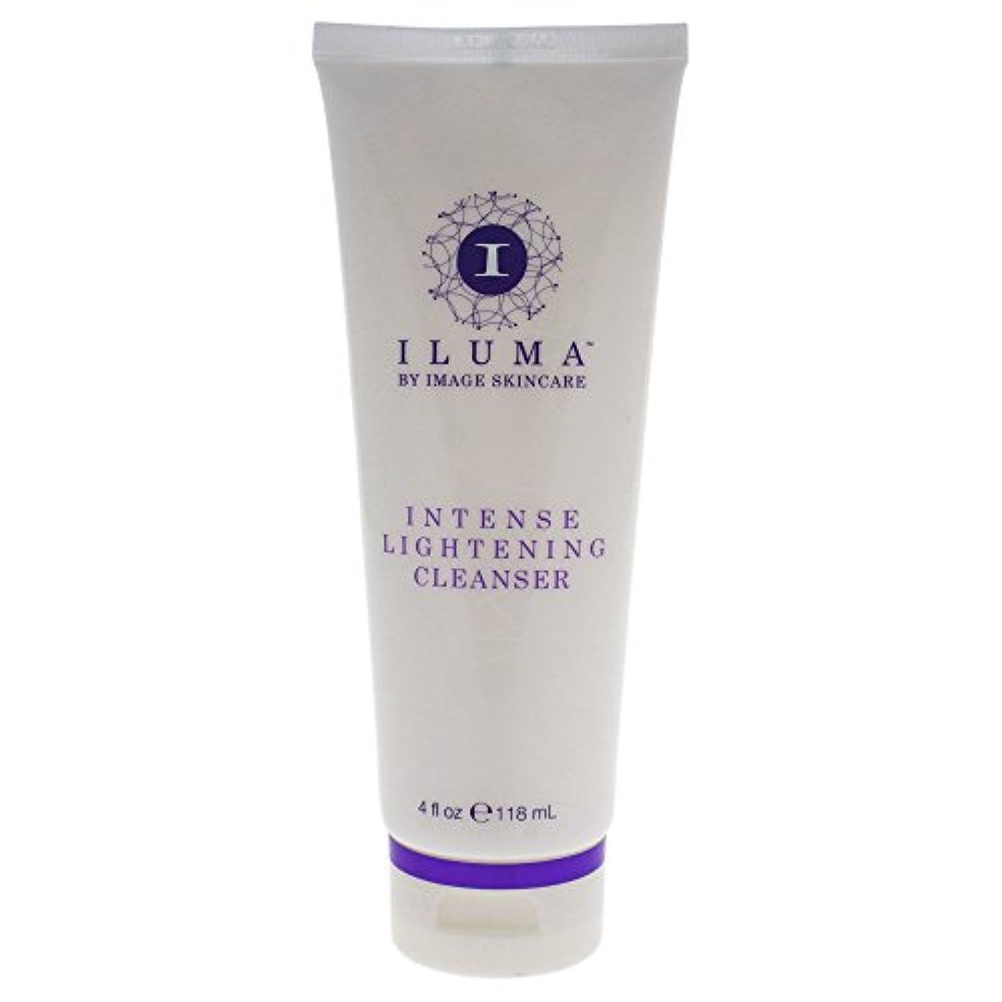 ピジンシンクあいまいなImage Iluma Intense Lightening Cleanser 118ml/4oz並行輸入品
