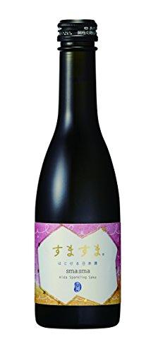 スパークリング日本酒 「すますま」 250ml 6本セット