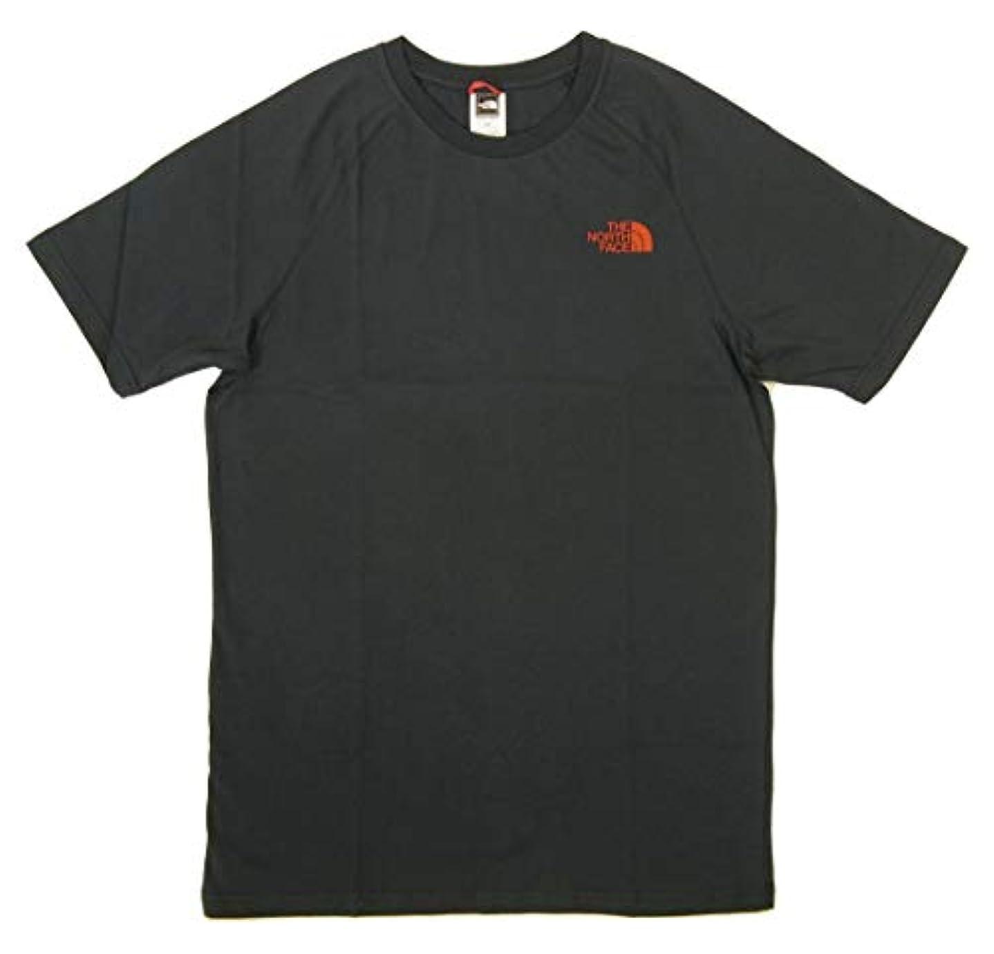 追放する無能ひそかに[ザ?ノースフェイス] Tシャツ メンズ ネイビー コットン 綿 North Face Tee NF-79 [並行輸入品]