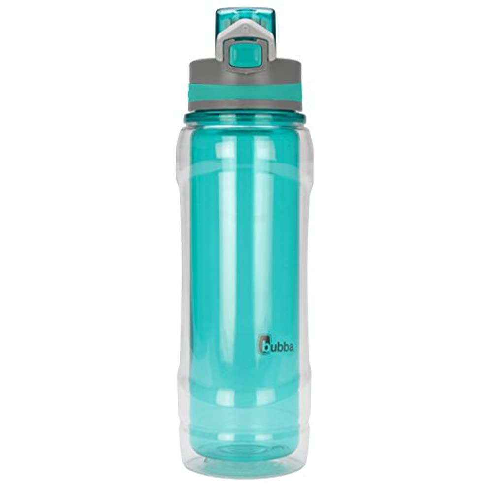 旧正月ピアニスト疫病Bubba Flo Duo Insulated Water Bottle, 24oz., Island Teal by Bubba Brands