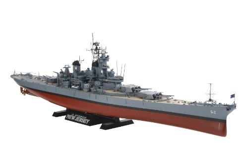 1/350 艦船シリーズ No.28 アメリカ海軍 戦艦 BB62 ニュージャージー 78028
