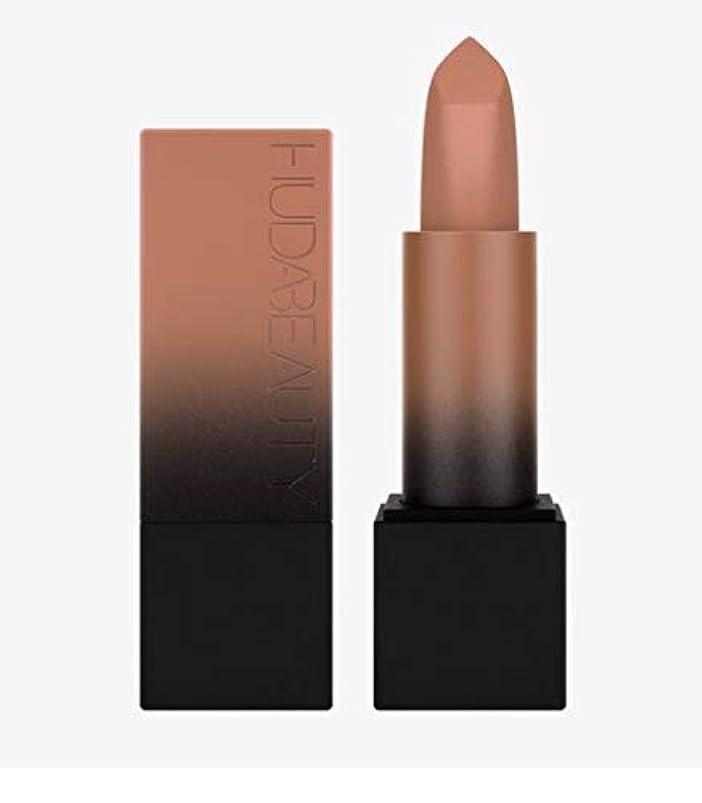 リンク学ぶレプリカHudabeauty Power Bullet Matte Lipstick マットリップ Staycation