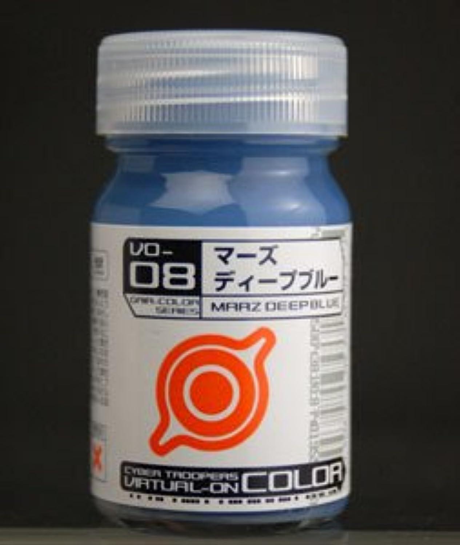 ガイアノーツ VO-08 マーズディープブルー 【電脳戦機バーチャロン カラー】