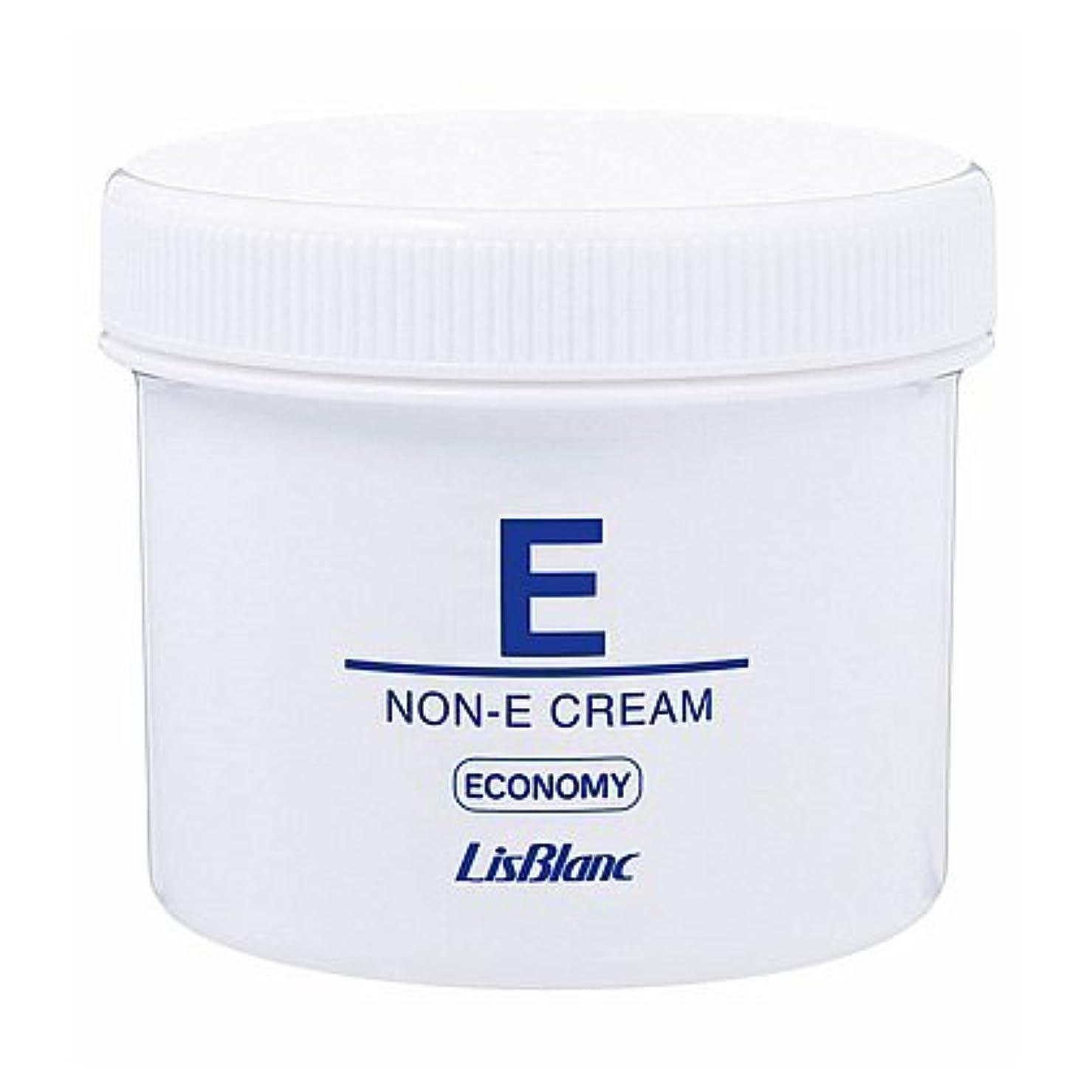 息切れ相関するガイドリスブラン ノンEクリーム徳用 340g 保湿用クリーム