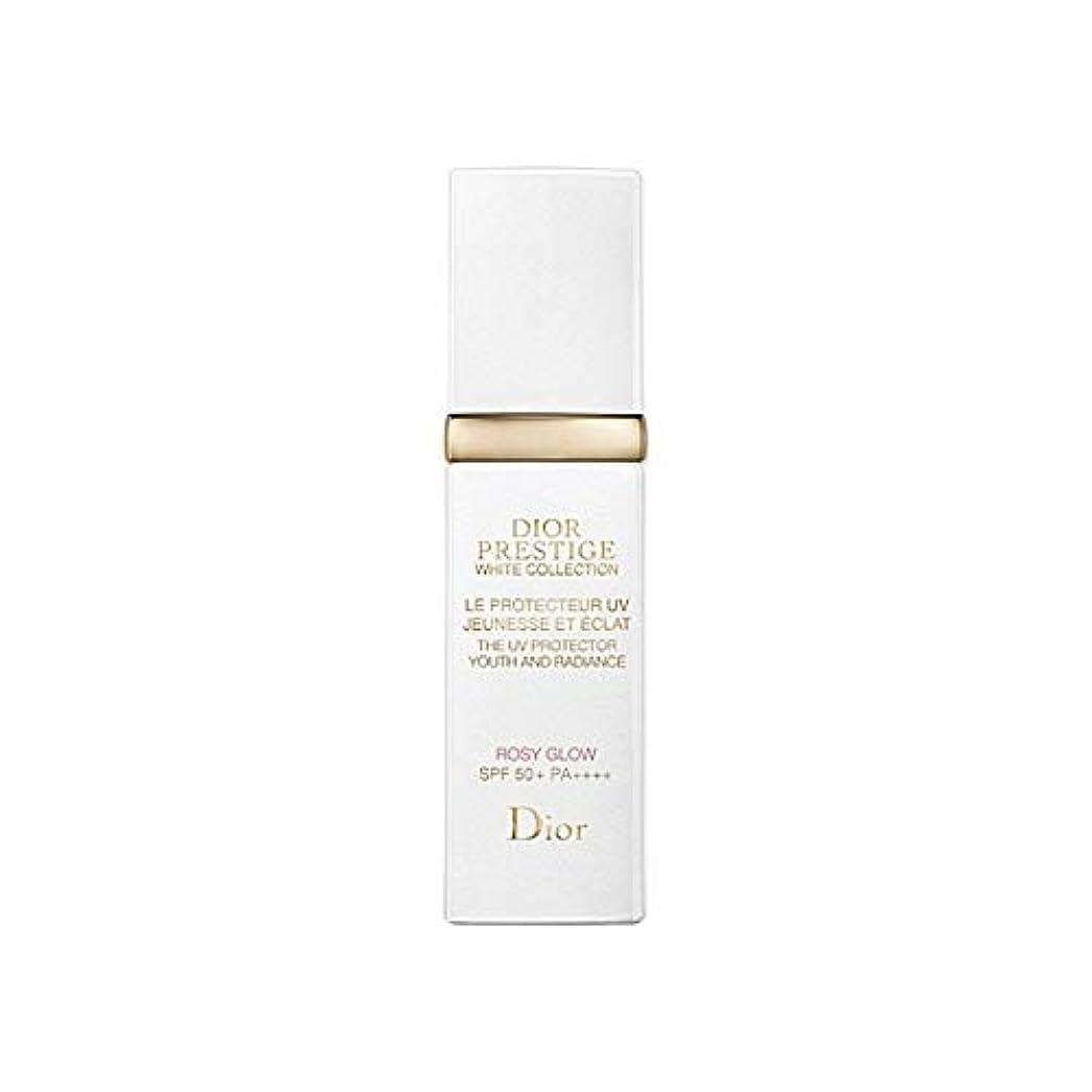 知覚できるレパートリー経験者[Dior] ディオールプレステージUvバラ色のグロー30ミリリットル - Dior Prestige Uv Rosy Glow 30ml [並行輸入品]