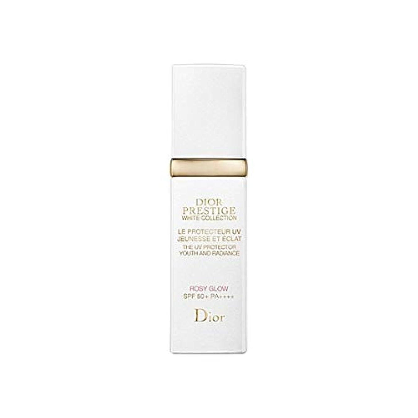 薬局環境復活[Dior] ディオールプレステージUvバラ色のグロー30ミリリットル - Dior Prestige Uv Rosy Glow 30ml [並行輸入品]