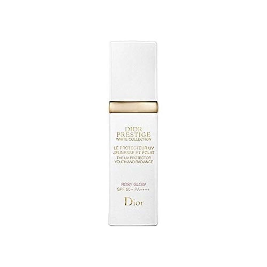 マスク適性織機[Dior] ディオールプレステージUvバラ色のグロー30ミリリットル - Dior Prestige Uv Rosy Glow 30ml [並行輸入品]