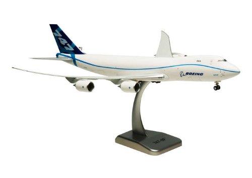 1: 200 ホーガンウィングス ボーイング House Colors ボーイング 747-8F Test Flight Colors, with Landing Gear (並行輸入)