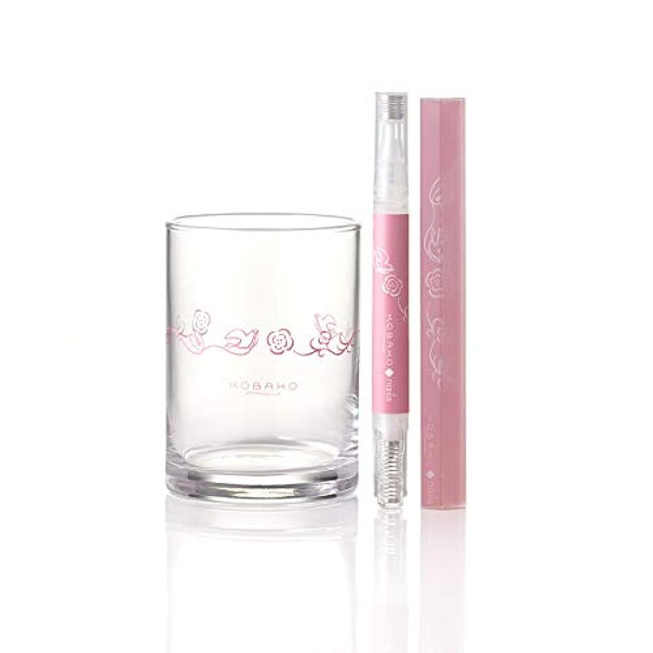 受動的銛金銭的KOBAKO(コバコ) ネイルセット ピンク