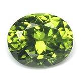 Bears gem collection  オリーブグリーンの綺麗な結晶 アイドクレース(ベスビアナイト)0.98CT