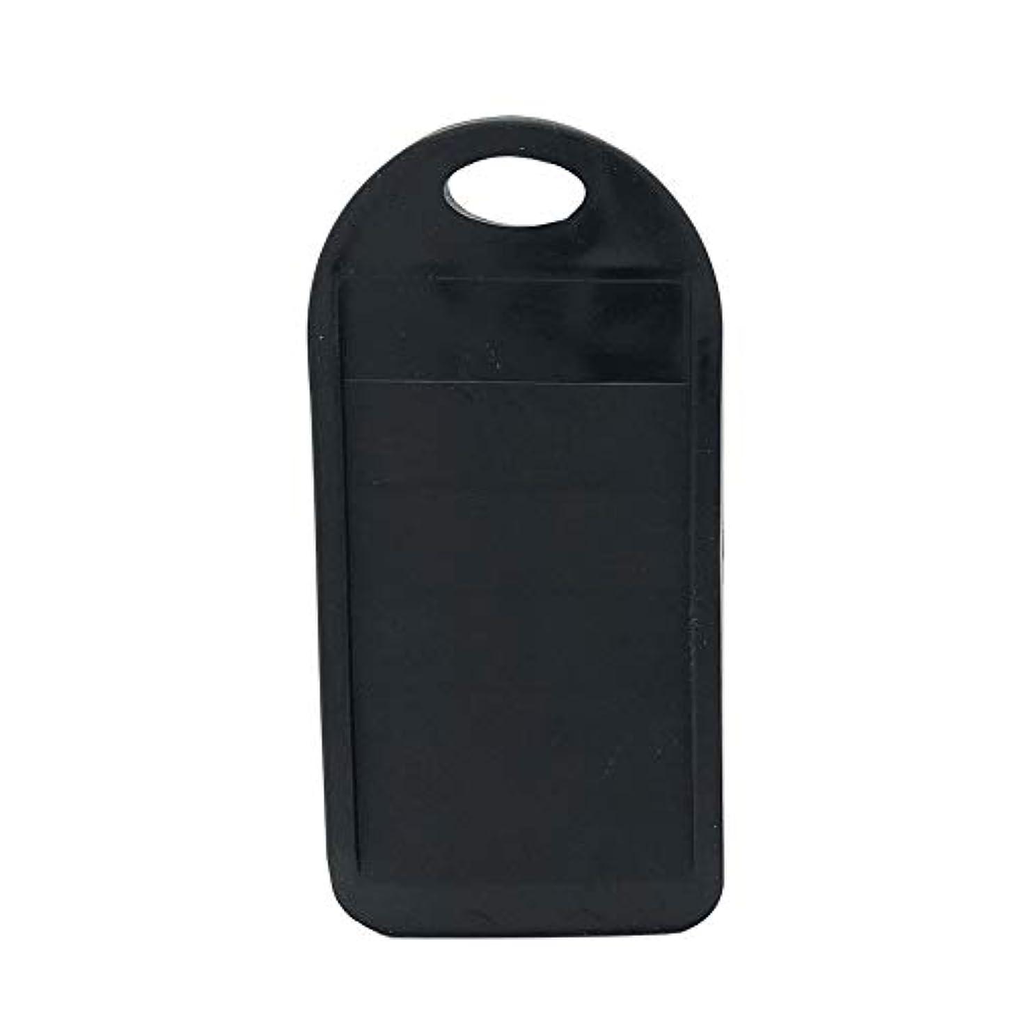 驚かすラベンダー変わるかみそりの刃の研ぎ器の男性の女性の実用的な安全付属品の携帯用使いやすい普遍的な家の速い洗剤の耐久の手動粉砕のカッターの便利さ(黒)